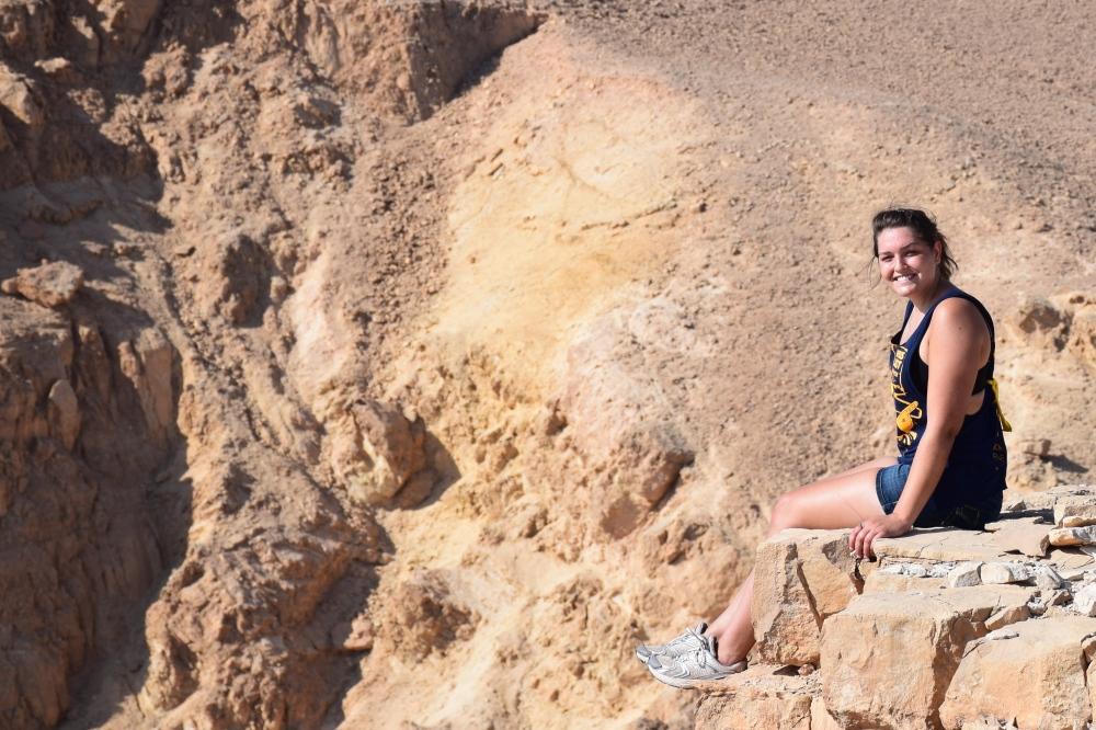 Cliff Sitting